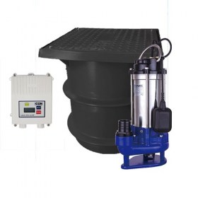 Bianco Sewage Pump Station Kit 805024