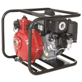Bianco Vulcan 6.5HP Twin Stage Fire Pump - BIA-2HP15ABS