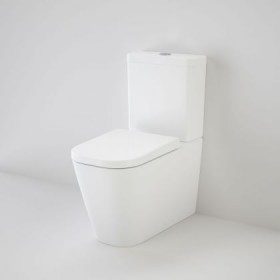 Luna Square Cleanflush WF Toilet Suite