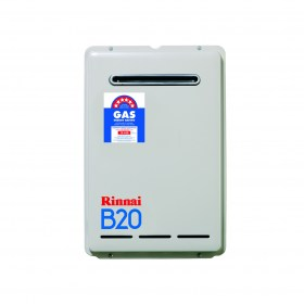 Rinnai B20 Hot Water7
